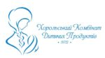 Хорольский комбінат Дитячих Продуктів лого