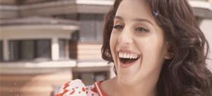 Рекламный видеоролик. Влажные салфетки Smile © Креативное агентство KENGURU