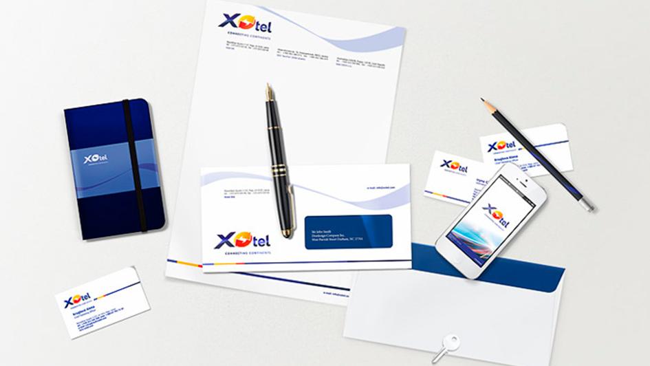 Сувенирная печатная продукция Xotel © Креативное агентство KENGURU