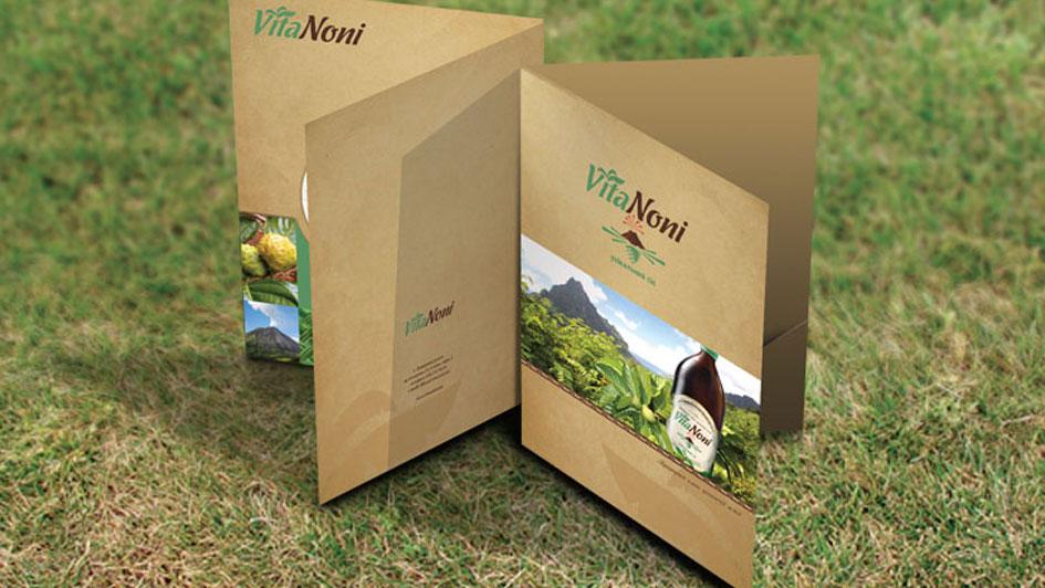 VitaNoni. Дизайн сувенирной продукции © Креативное агентство KENGURU