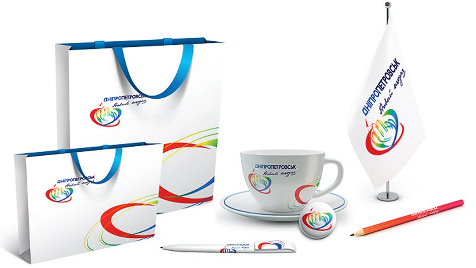 Сувениры из Днепропетровска. Дизайн продукции. © Креативное агентство KENGURU
