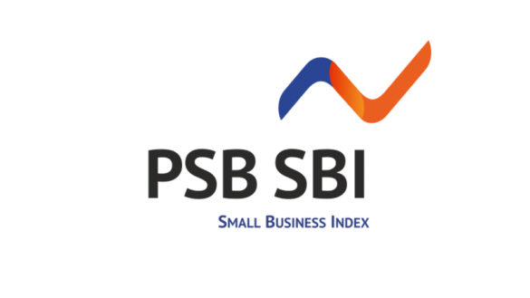 Small Business Index. Логотип © Креативное агентство KENGURU