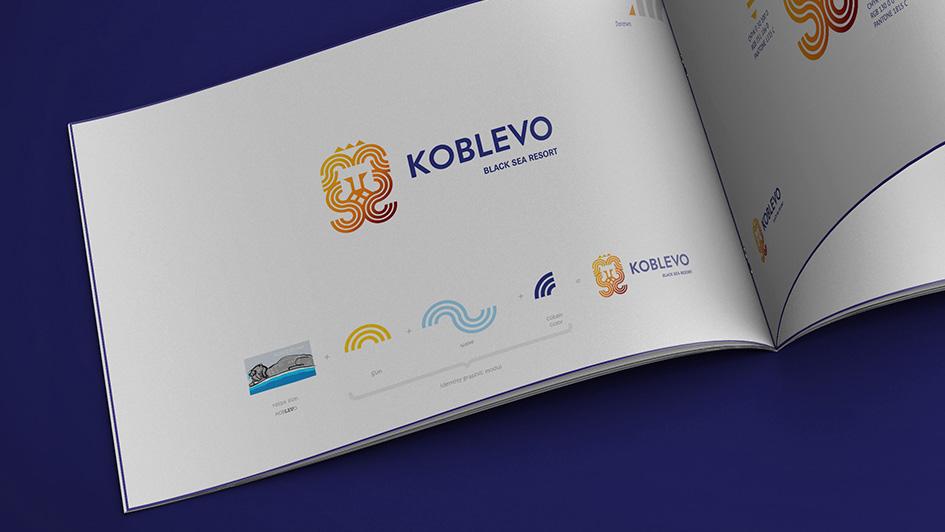 Создание книги бренда KOBLEVO © Креативное агентство KENGURU