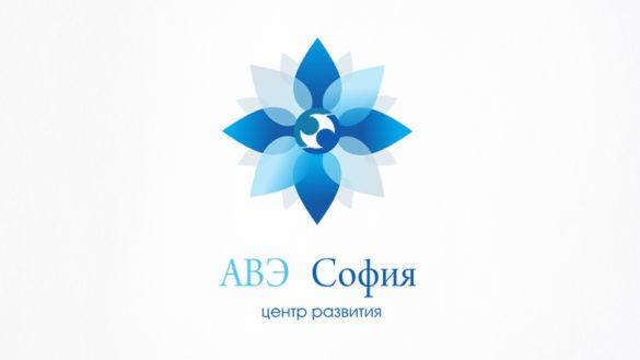 "Разработка логотипа для центра развития ""София"" © Креативное агентство KENGURU"