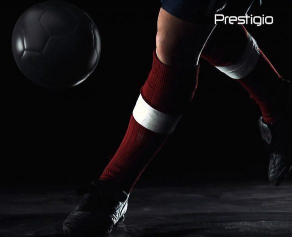 ТВ-ролик к Чемпионату Мира по футболу Prestigio © Креативное агентство KENGURU