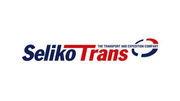 SelikoTrans. Логотип © Креативное агентство KENGURU