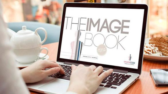 Дизайн сайта IMAGE CODE © Креативное агентство KENGURU