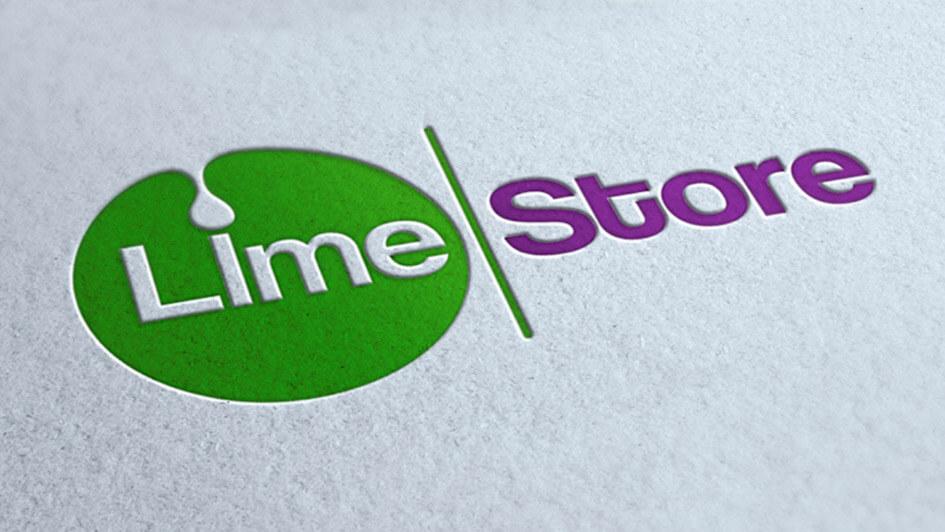 LimeStore. Как разрабатывали логотип © Креативное агентство KENGURU