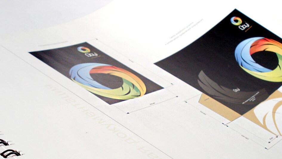 """Разработка стиля для подарочных сертификатов """"ВАУ"""" © Креативное агентство KENGURU"""