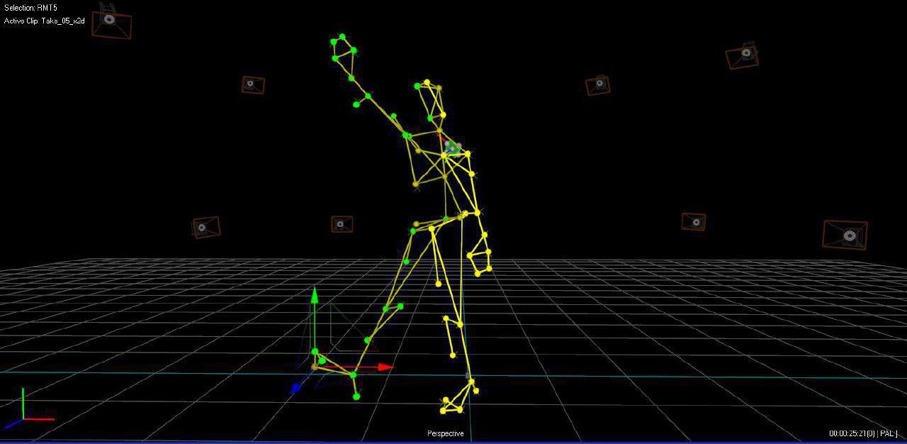 3D персонаж - Кейс Lifecell