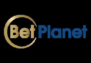 Bet Planet logo 350x243px