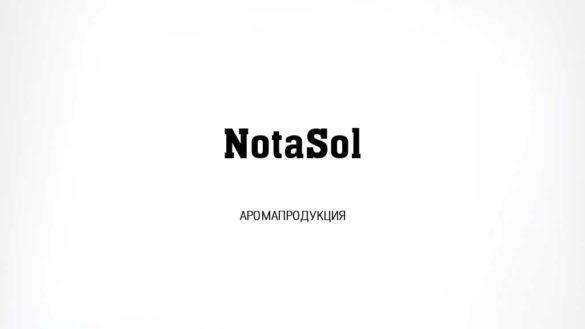 нейминг бренда аромапродукции NotaSol © Креативное агентство KENGURU