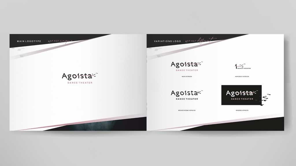 брендбук Agoista